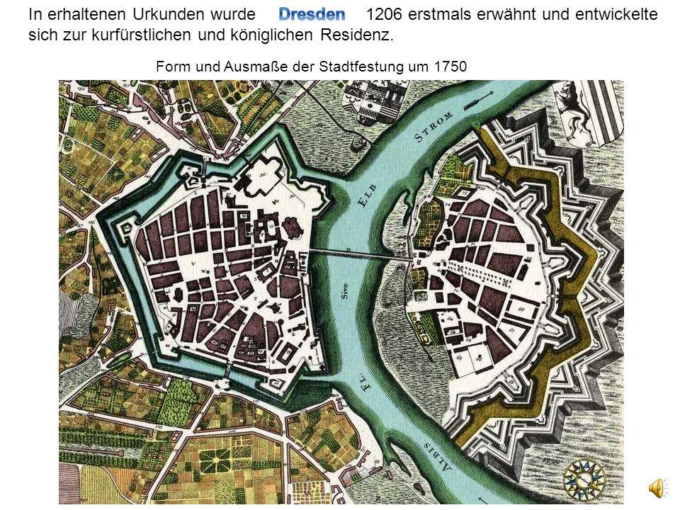 In erhaltenen Urkunden wurde 1206 erstmals erwähnt und entwickelte sich zur kurfürstlichen und königlichen Residenz.