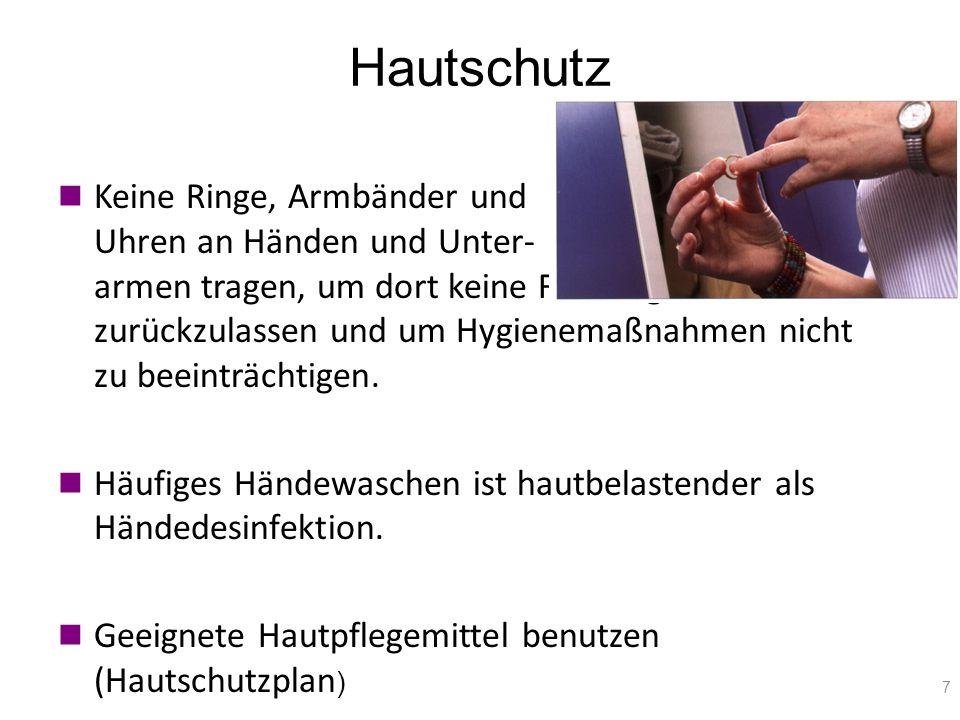Hautschutz