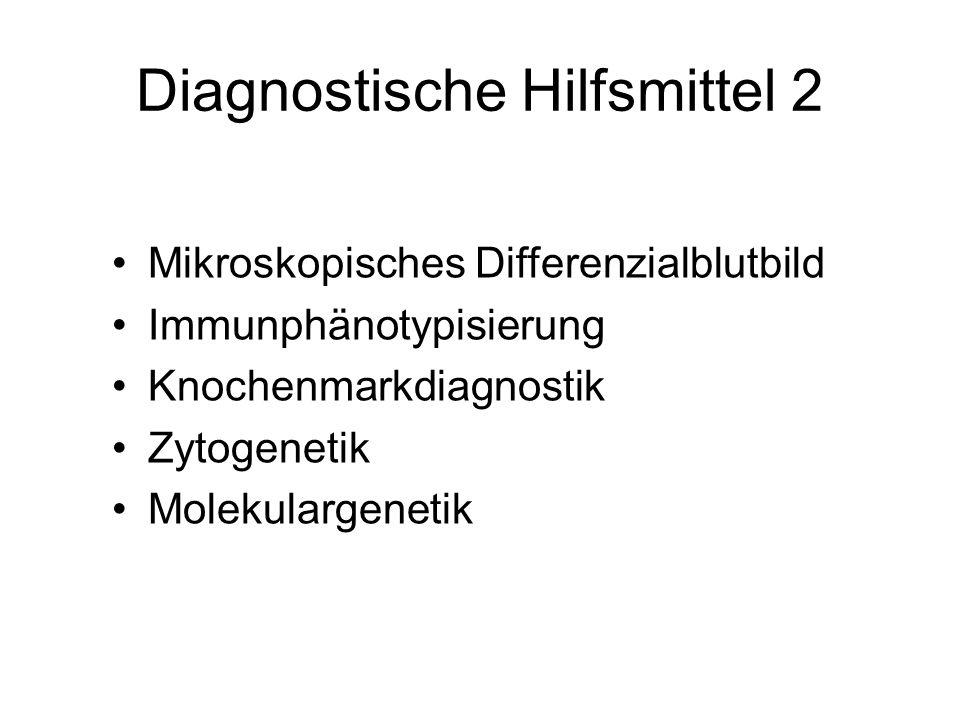 Diagnostische Hilfsmittel 2