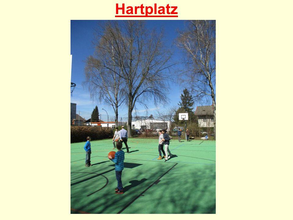 Hartplatz