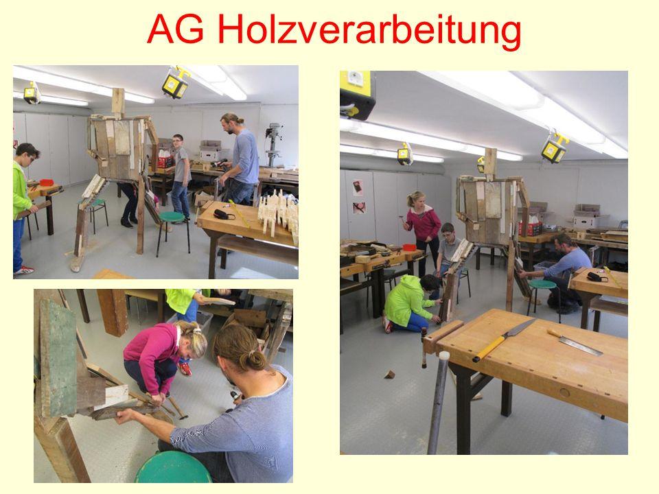 AG Holzverarbeitung