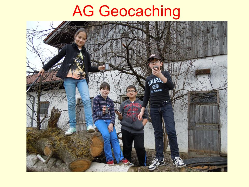 AG Geocaching