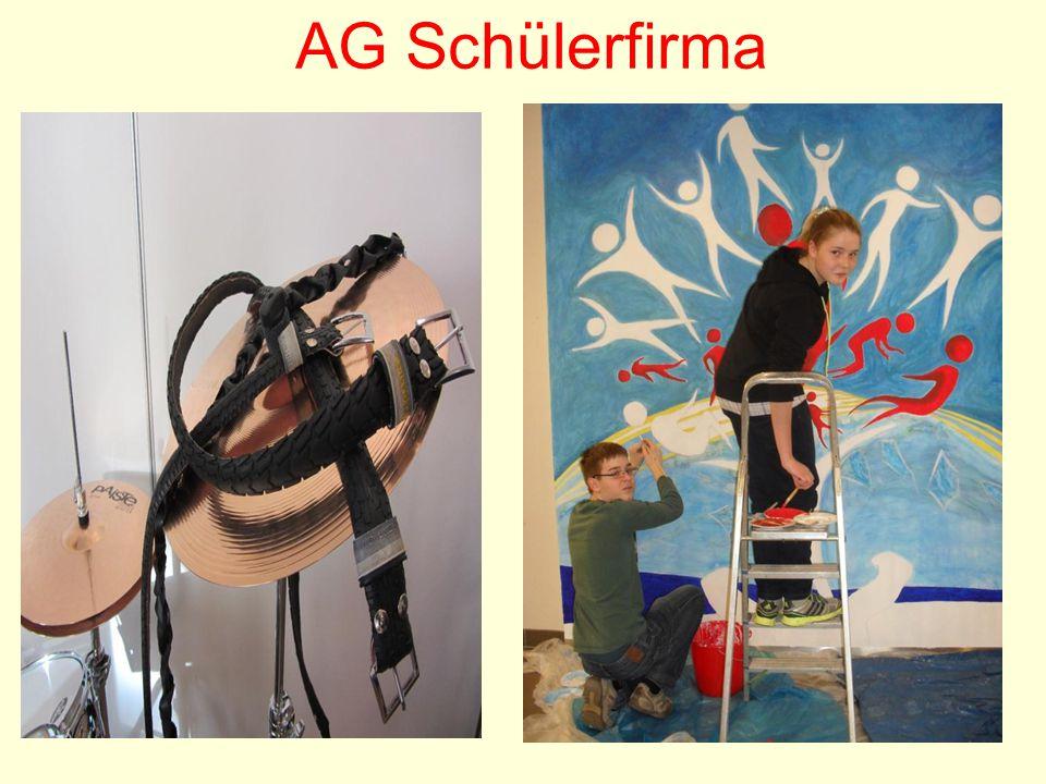AG Schülerfirma