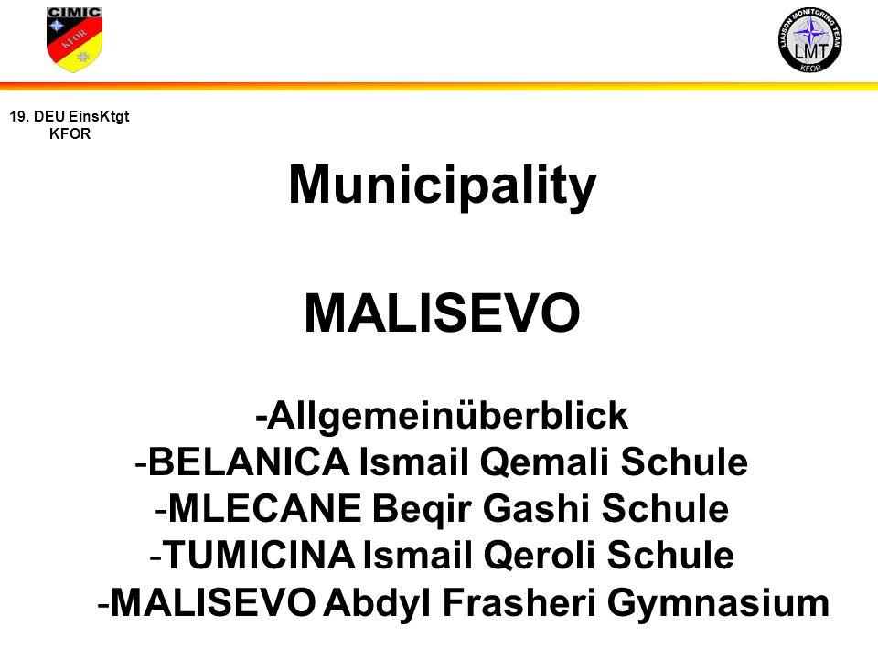 Municipality MALISEVO
