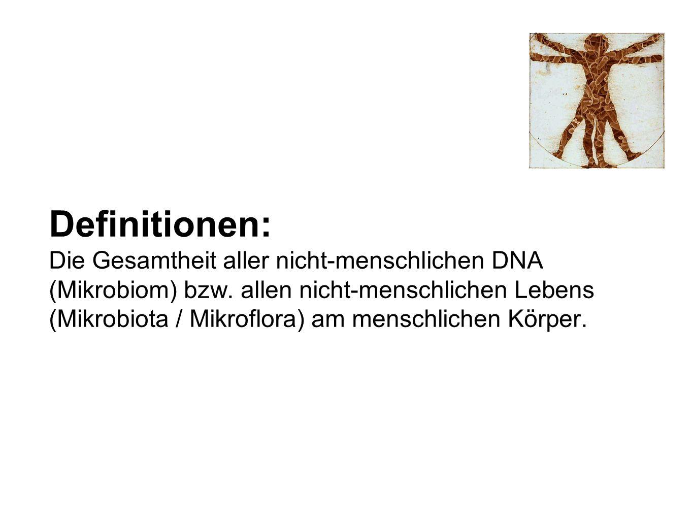 Definitionen:
