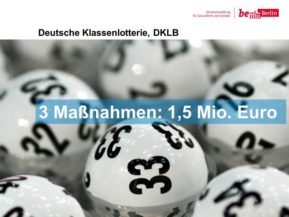 Deutsche Klassenlotterie, DKLB