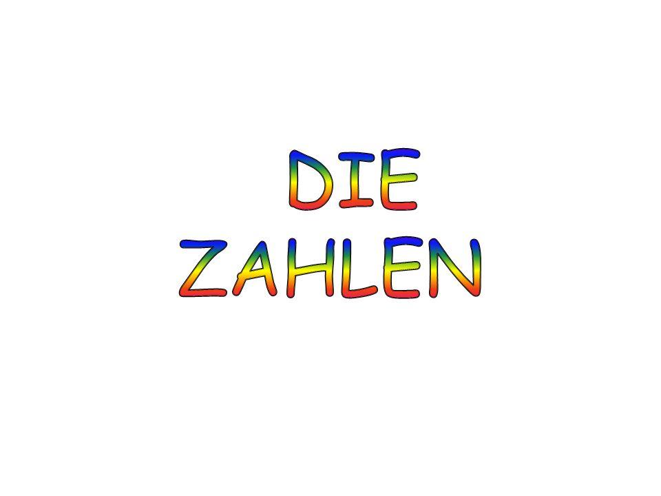 DIE ZAHLEN