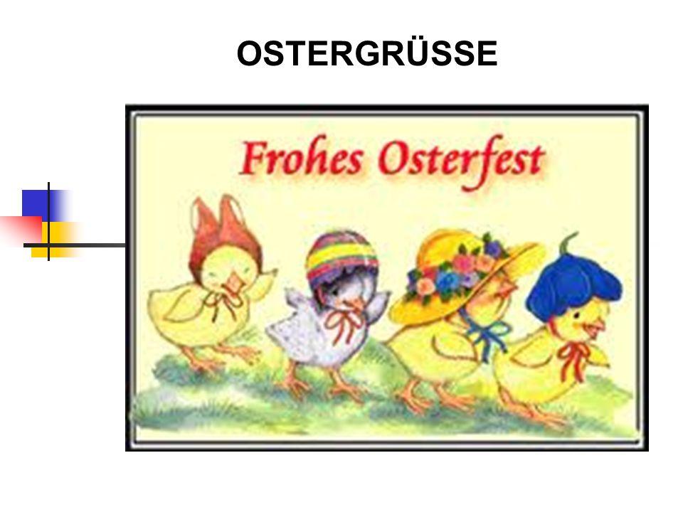 OSTERGRÜSSE