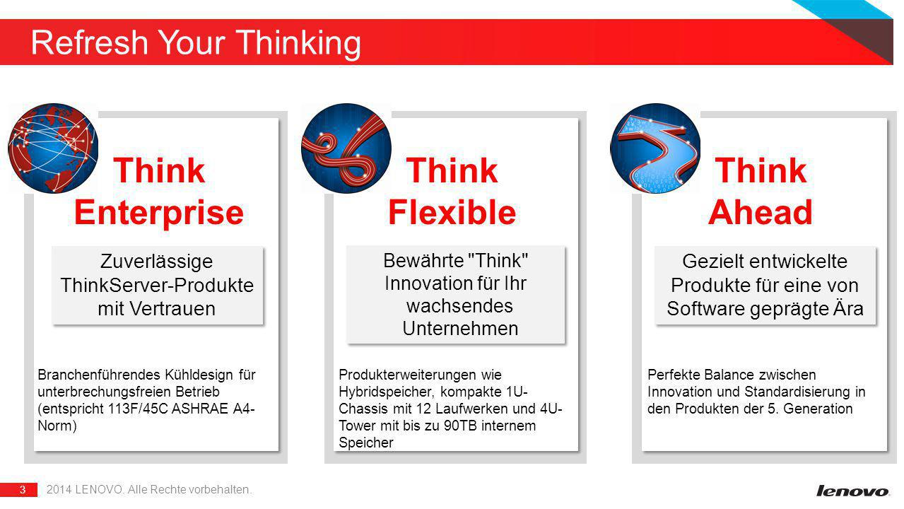 Think Enterprise Think Flexible Ahead