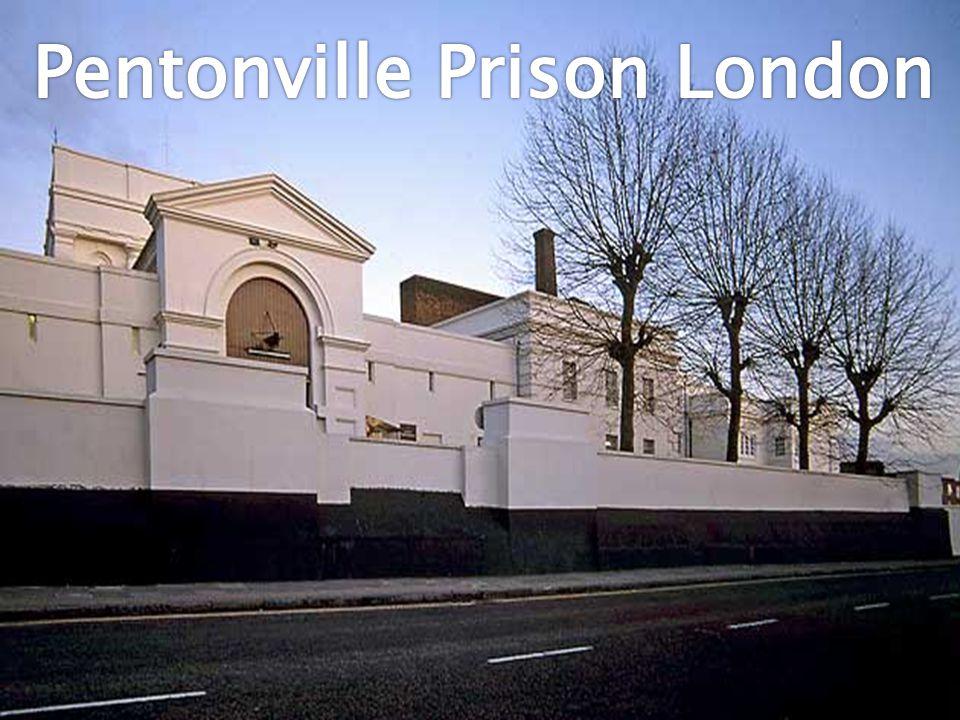 Pentonville Prison London
