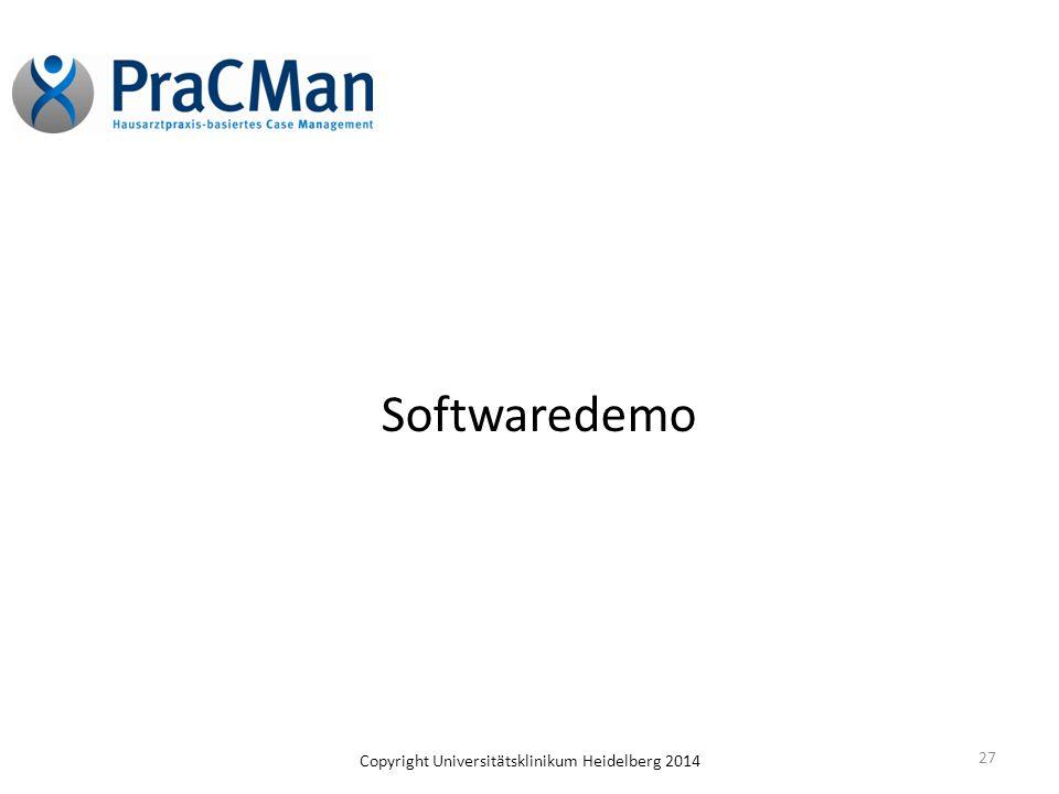 Softwaredemo