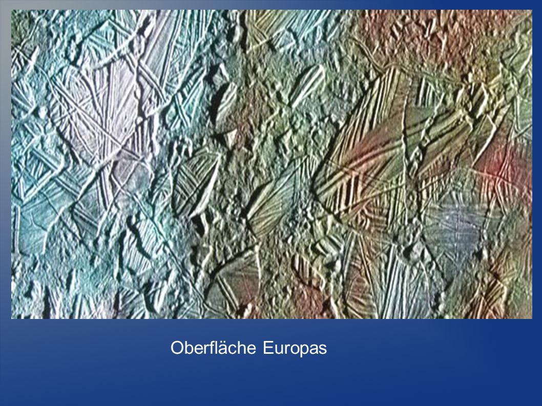 Oberfläche Europas