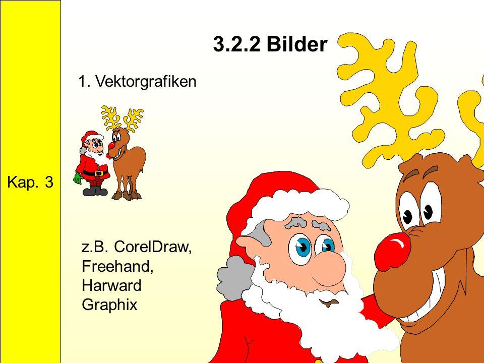 3.2.2 Bilder 1. Vektorgrafiken Kap. 3