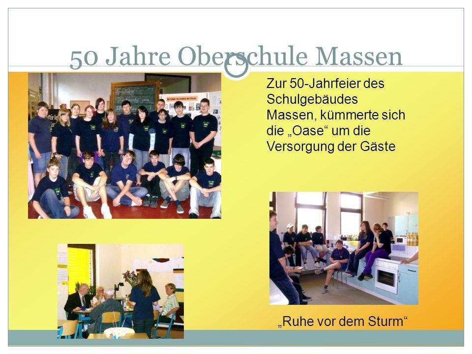 50 Jahre Oberschule Massen