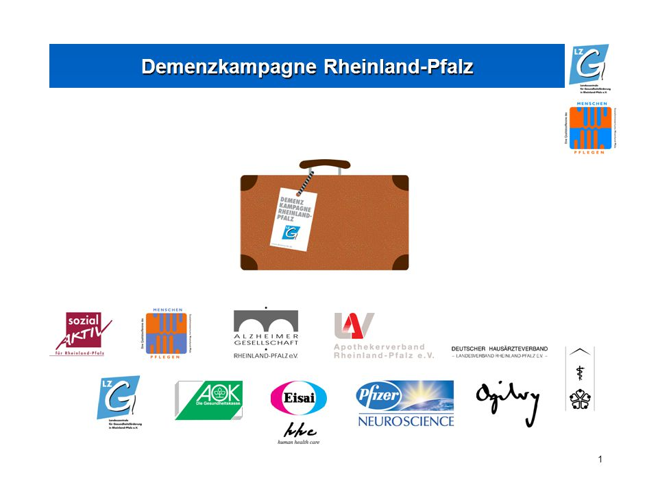 Demenzkampagne Rheinland-Pfalz