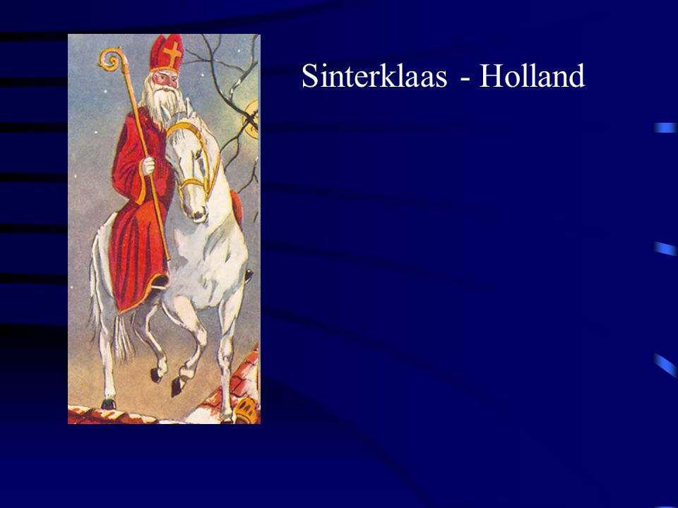 Sinterklaas - Holland