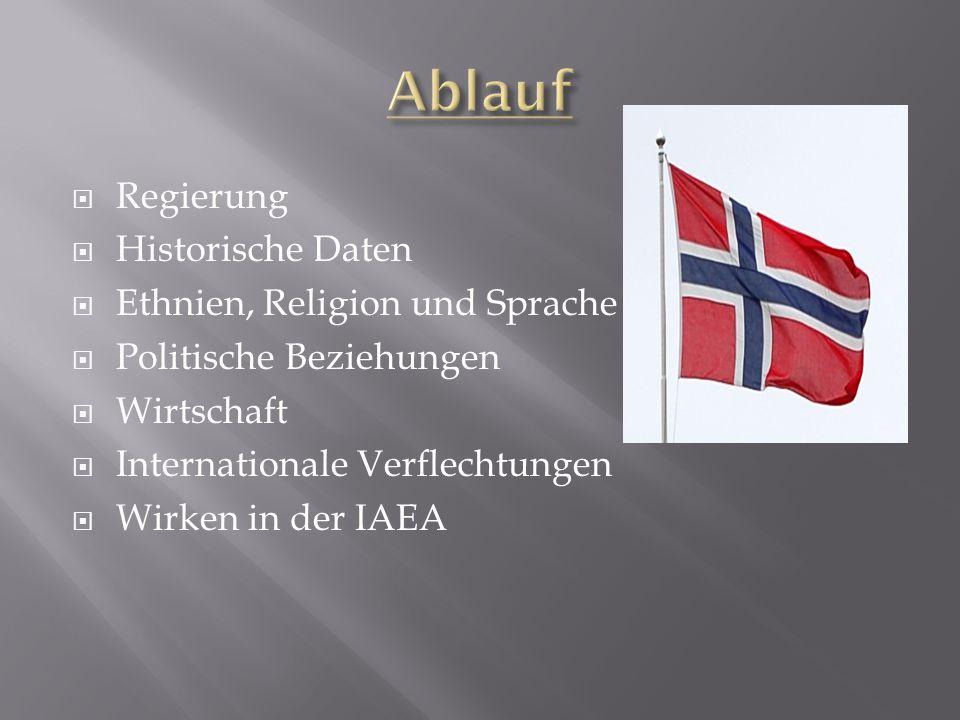 Ablauf Regierung Historische Daten Ethnien, Religion und Sprache
