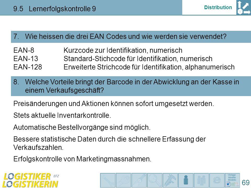9.5 Lernerfolgskontrolle 9