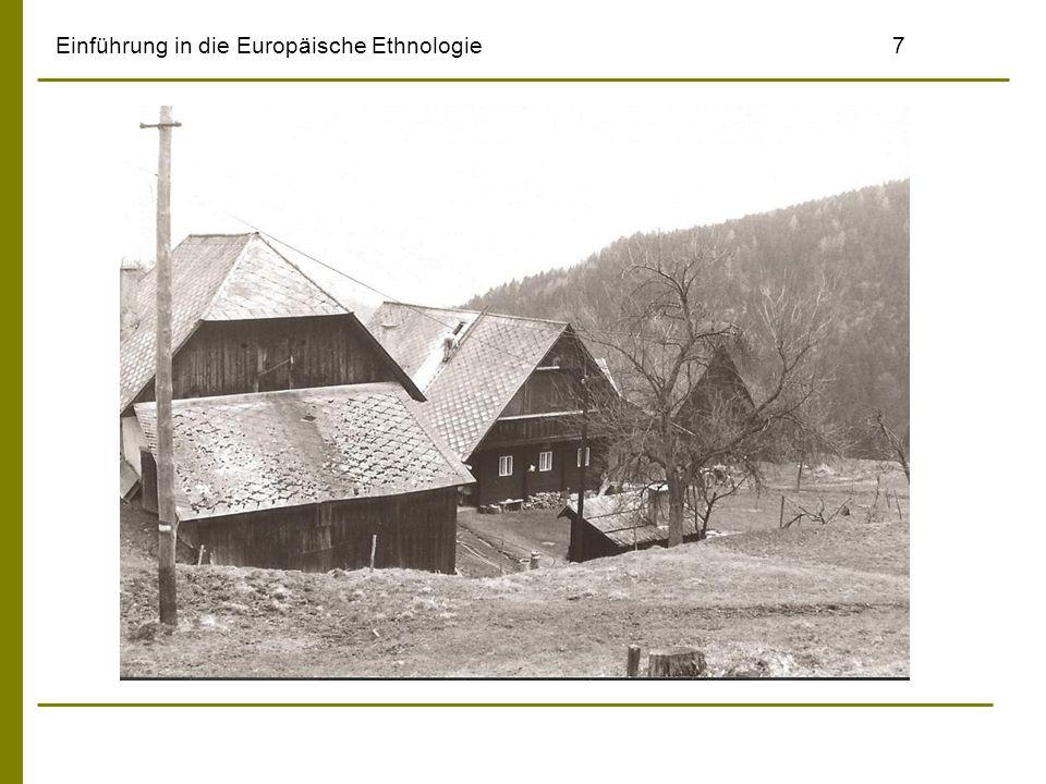 Einführung in die Europäische Ethnologie 7