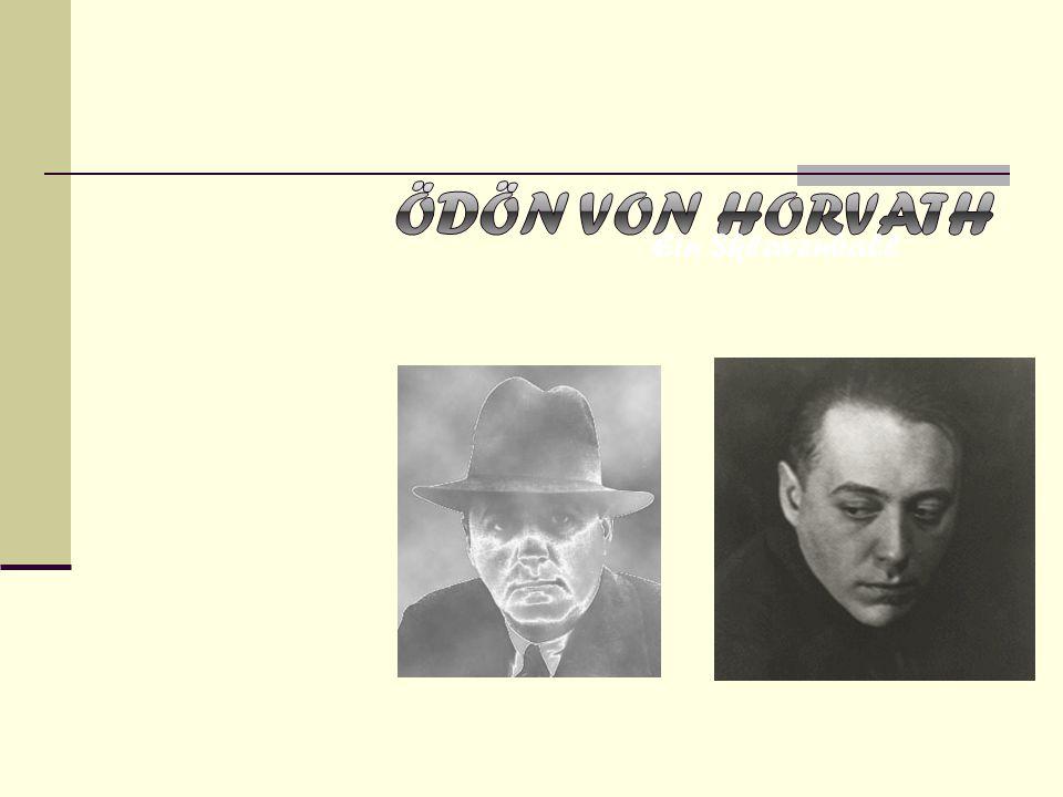 Ödön von Horvath Ein Sklavenball