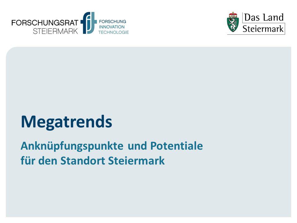 Anknüpfungspunkte und Potentiale für den Standort Steiermark
