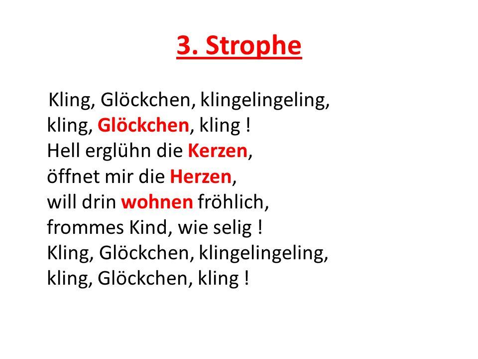 3. Strophe