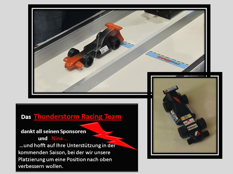 Das Thunderstorm Racing Team