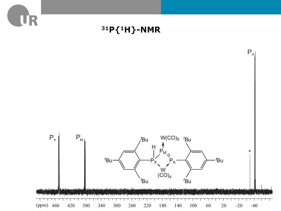 31P{1H}-NMR