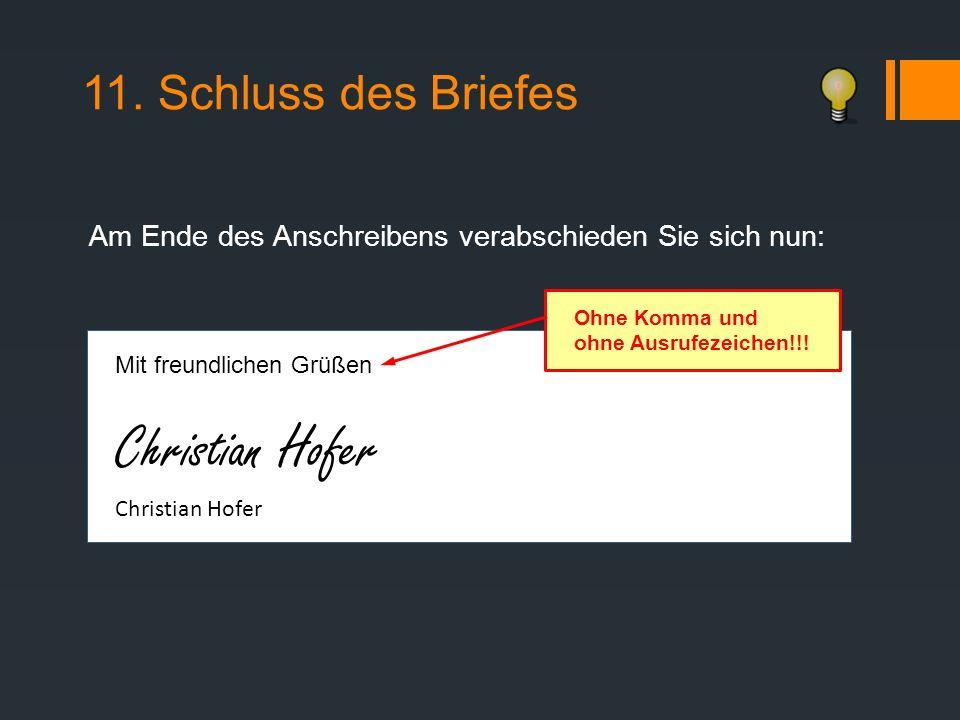 Christian Hofer Christian Hofer