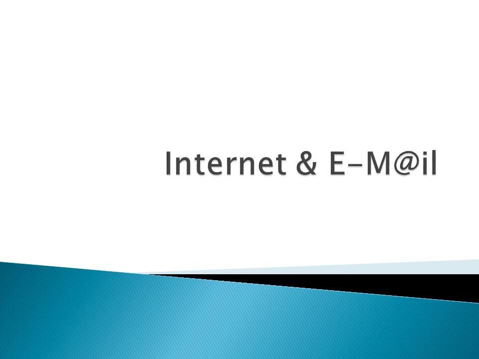 Internet & E-M@il