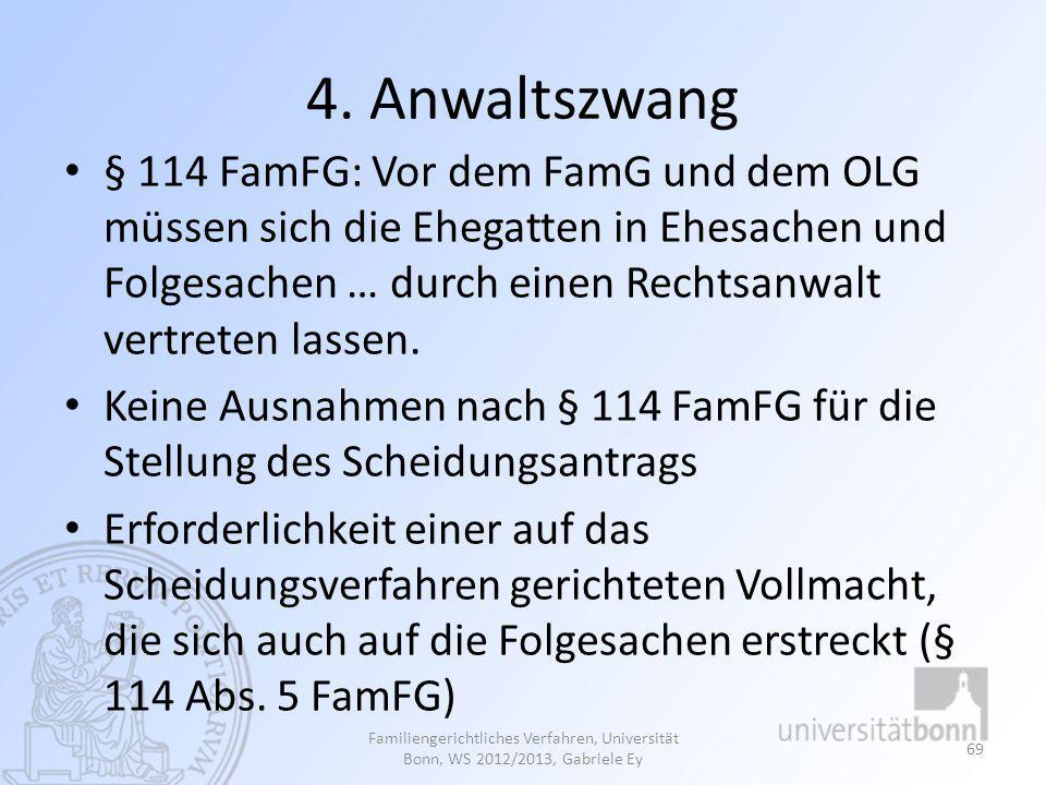 4. Anwaltszwang