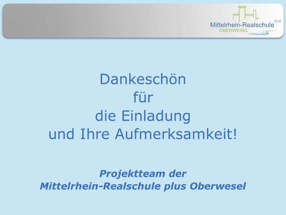 Mittelrhein-Realschule plus Oberwesel