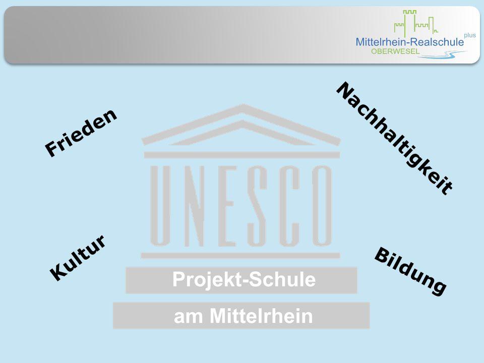 Frieden Nachhaltigkeit Kultur Bildung