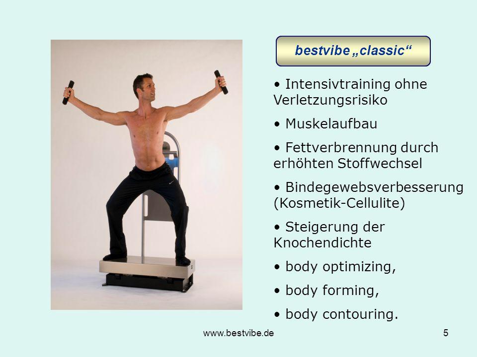 Intensivtraining ohne Verletzungsrisiko Muskelaufbau