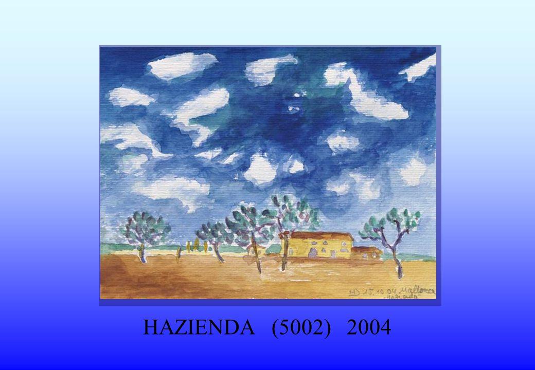 HAZIENDA (5002) 2004