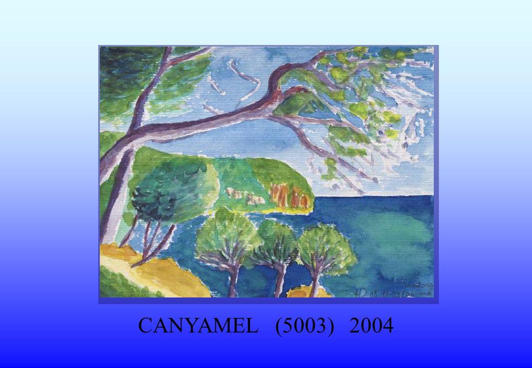 CANYAMEL (5003) 2004