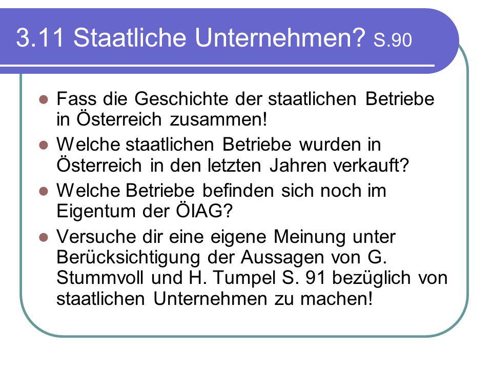 3.11 Staatliche Unternehmen S.90