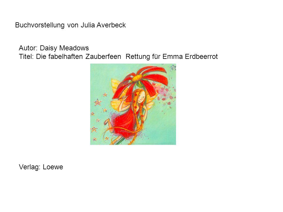 Buchvorstellung von Julia Averbeck