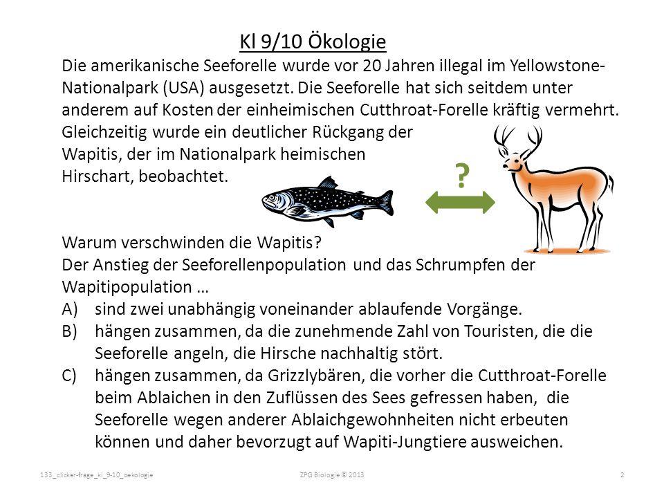 Kl 9/10 Ökologie