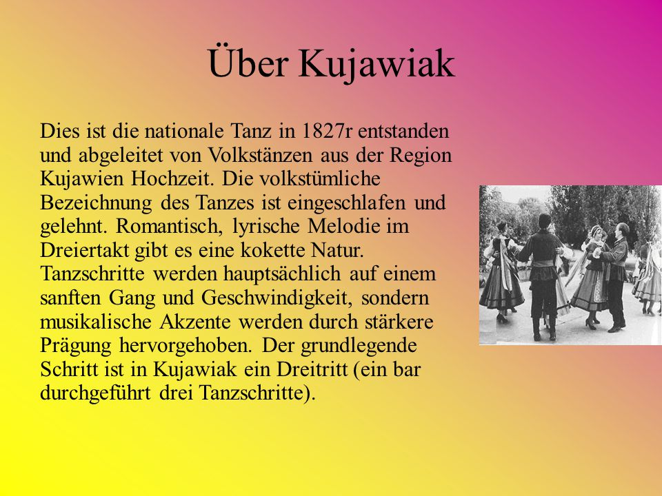 Über Kujawiak
