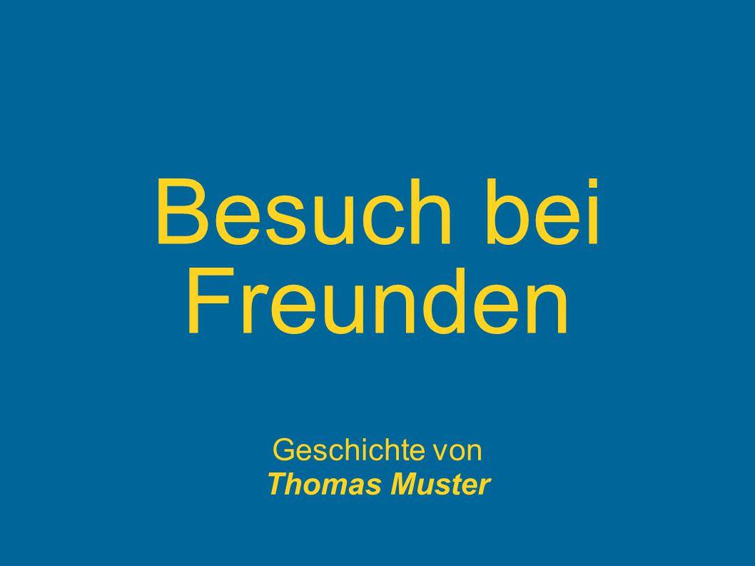 Geschichte von Thomas Muster