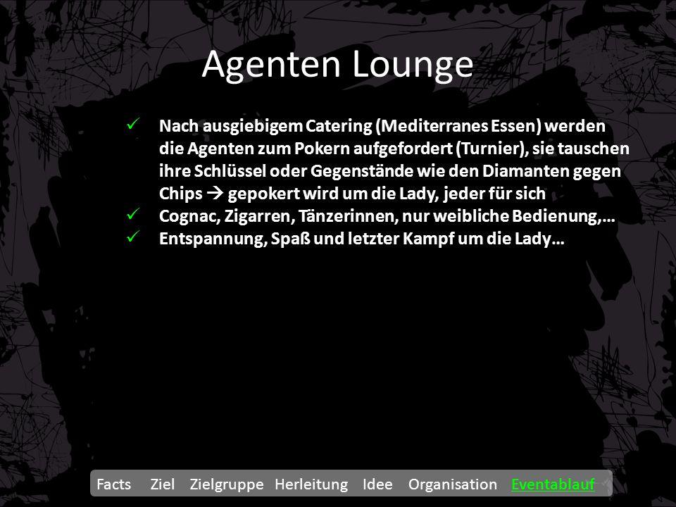 Agenten Lounge