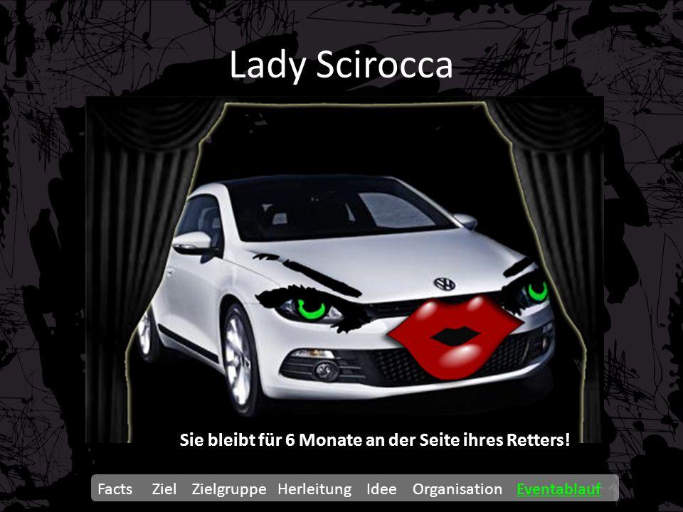 Lady Scirocca Sie bleibt für 6 Monate an der Seite ihres Retters!