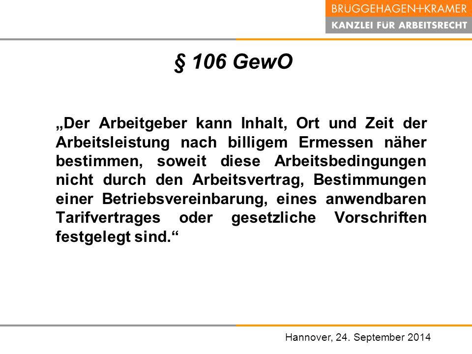 § 106 GewO