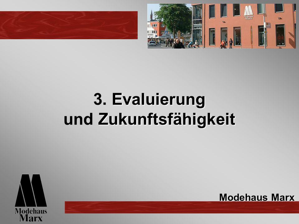 3. Evaluierung und Zukunftsfähigkeit