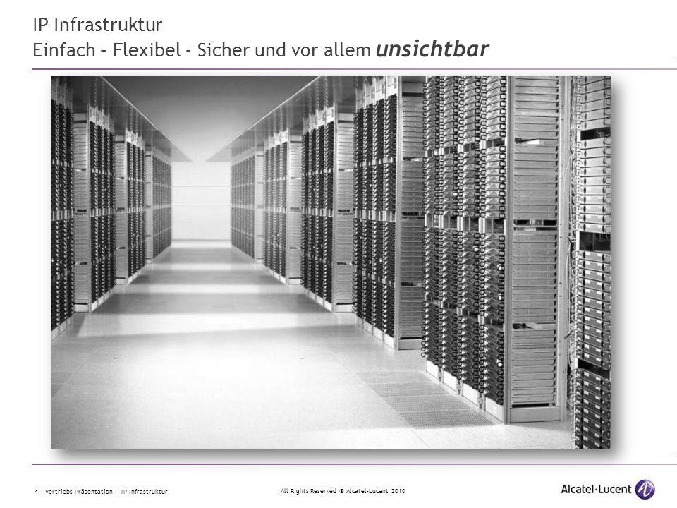 IP Infrastruktur Einfach – Flexibel - Sicher und vor allem unsichtbar