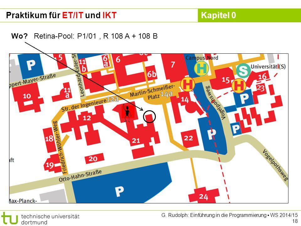 Praktikum für ET/IT und IKT