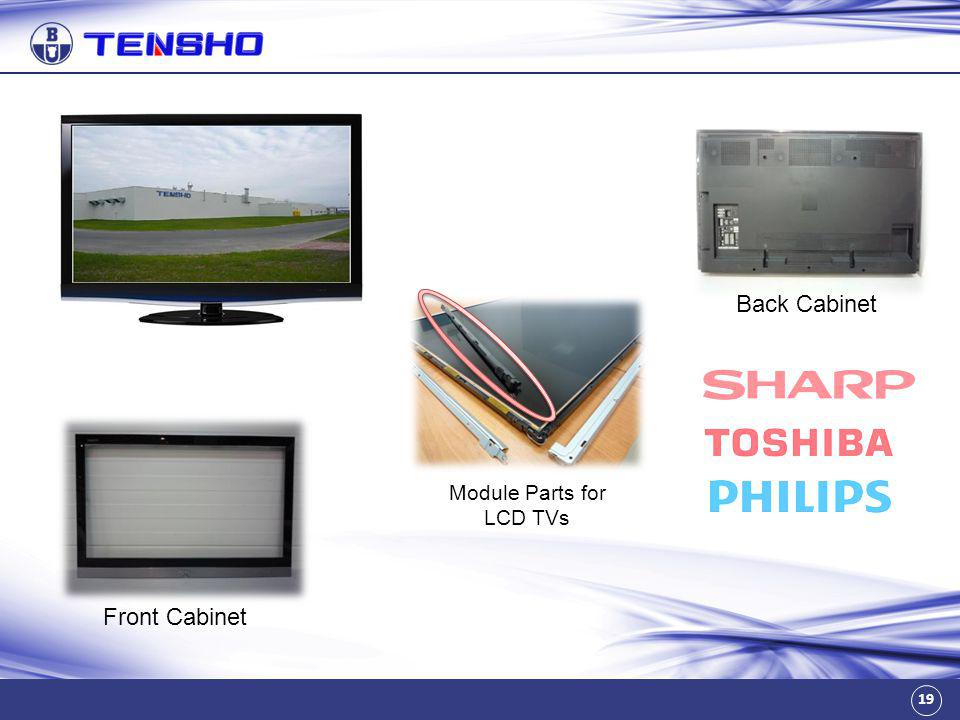 Module Parts for LCD TVs
