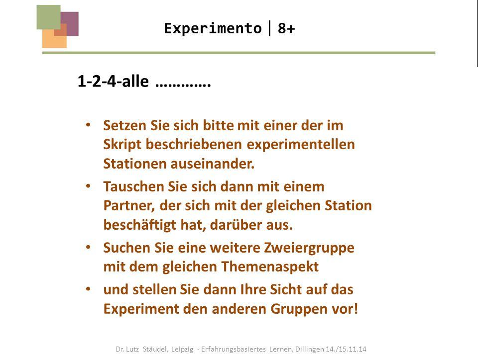1-2-4-alle …………. Experimento8+