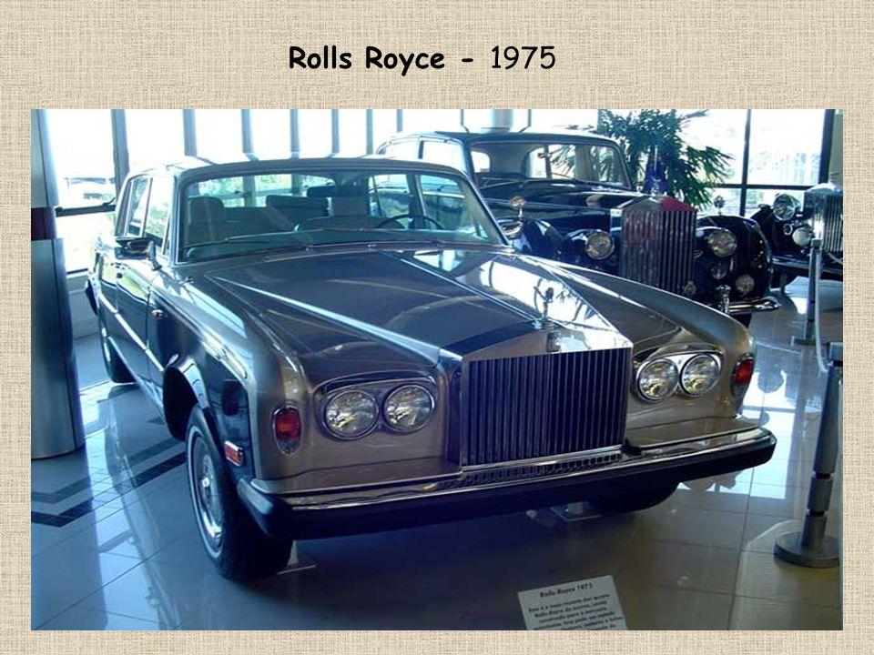 Rolls Royce - 1975
